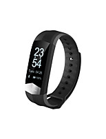 CD01 Bracciale smart iOS Android IP67 Resistente all'acqua Calorie bruciate Contapassi Controllo vocale Monitoraggio frequenza cardiaca