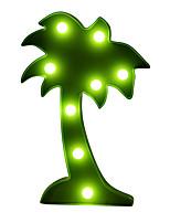 1 комплект Декоративная Ночные светильники Декоративное освещение Рождественские гирлянды-0.5W-Батарея