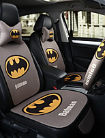 Batman Car Seat Cushion Seat Cover Seat Four Seasons General Surrounded By A Five Seat Headrest With 2 Wheel Sets