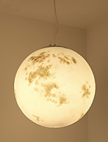 New Modern Moon Pendant Light for Boys Room Girls Room Bedroom