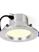 1Pc 5W Led Downlight Celing Light Warm White/White AC220V Size Hole 95mm 4000/6500K