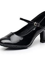 Women's Modern Leatherette Heel Indoor Customized Heel Silver Black Gold Customizable