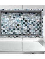 Vida Imóvel Adesivos de Parede Autocolantes 3D para Parede 3D Material Decoração para casa Decalque