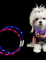 Lumière décorative Collier LED LED Night Light-3W-USB Découpable Rechargeable Imperméable Décorative - Découpable Rechargeable