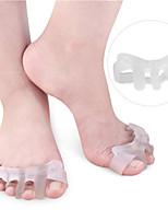 Ступни массажер Toe Сепараторы и мозолей Pad Облегчить боль в ногах Коррекция осанки Защитный ортопедических