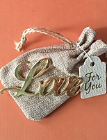 Garrafas para Lembrancinhas 1 Peça Abridores de Garrafa Romance Casamento