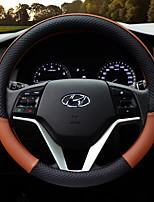 Automotive Steering Wheel Covers(Leather)For Hyundai All years General Motors