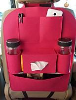 Fahrzeugsitz Ablagefächer fürs Auto Für Universal Alle Jahre Leder
