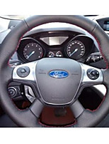 Automotive Steering Wheel Covers(Leather)For Ford 2012