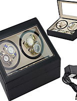 Watch Winder Box Watch Box Men's Watch Box Watch Box for Men Wood Watch Box Watch Display Gift Custom Watch Box for 6 watches and secret compart