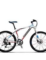 Горный велосипед Велоспорт 27 Скорость 27.5 дюйма SHIMANO M370 Дисковый тормоз Передняя вилка с амортизацией Противозаносный Aluminum
