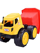 Vehicle Wheel Loader Excavating Machinery Vehicles Simple Kids 1