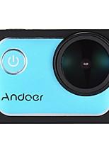 Mini Camcorder Alta definizione Wi-Fi Impermeabile Facile da trasportare Grandangolo 4K