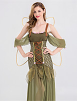 Fairytale Goddess Cosplay Costumes Adults' Halloween Festival/Holiday Halloween Costumes Fashion Vintage