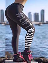 Women's Medium Print Legging,Color Block