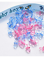 Plastic Wedding Decorations-50Piece/Set New Baby Baby Shower