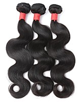 Natural Color European Virgin Hair Weaves Unprocessed Body Wave Hair Bunldes 3 Pieces 10inch-22inch