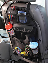 Vehicle Seat Car Organizers For universal Polyester