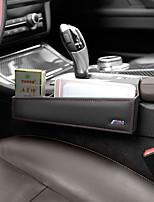Переднее пассажирское сиденье Главный драйвер Органайзеры для авто Назначение BMW Все года 520 Кожа