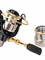 Fishing Reel Spinning Reels 5.2:1 9 Ball Bearings Exchangable Spinning Freshwater Fishing Carp Fishing Lure Fishing-FengShang2000