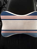 Automotive Headrests For universal All years All Models Car Headrests Leather Fabrics