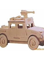 Puzzles 3D Carros de juguete Vehículo militar Juguetes Coche Vehículos Militar Diseñado Especial Nuevo diseño Piezas