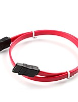USB 2.0 Connect Cable, USB 2.0 to SATA II Connect Cable Male - Male 0.4m(1.3Ft)