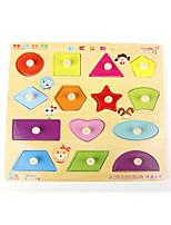 Puzzle 3D Puzzle Macchine giocattolo Giocattoli Rettangolare Circolare Velivolo Furgone 3D Non specificato Pezzi