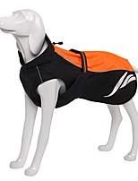 Cane Cappottini Impermeabile Abbigliamento per cani Da serata Cosplay Casual Impermeabili Tenere al caldo Matrimonio Sportivo Halloween