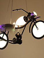 Industrial Wind Droplight Creative Personality Decoration Motorcycle Boy Children Room Bedroom Clothing Store Restaurant Bar Droplight