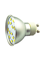 3W LED Spotlight 15 SMD 5730 300 lm Warm White Cold White 3000-7000 K Decorative AC 12 V 1 pcs