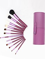 12PCS Makeup Brush Set Synthetic Hair