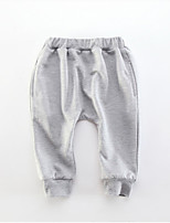 Boys' Print Pants-Cotton Spring Fall