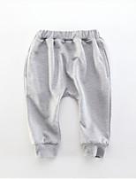Pantaloni Da ragazzo Cotone Con stampe Primavera Autunno