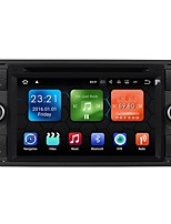 Android 7.1.2 Car DVD Player Multimedia System 7 Inch Quad Core Wifi EX-3G DAB for Ford Transit 2004-2008 WE7066
