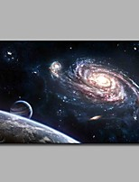 Galaxy Modern Artwork Wall Art for Room Decoration