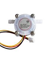 YF-S401 PVC Water Flow Hall Sensor Flowmeter