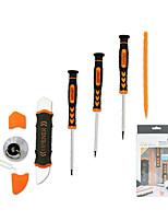 7 em 1 kit de ferramentas de reparo de telefones celulares kit de ferramentas de abertura da ferramenta de abertura do puxador para iphone