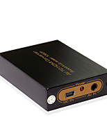 AV to HDMI Converter Mini Composite CVBS to HDMI Converter AV2HDMI 720p/1080p in Metal with AV Cable Power Adapter