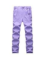 Unisex Pantaloni da escursione Asciugatura rapida Traspirabilità Pantalone/Sovrapantaloni per Caccia Pesca Escursionismo Campeggio S M L