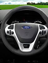 Automotive Steering Wheel Covers(Leather)For Ford All years Edge