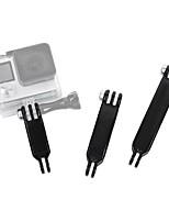 andoer 3pcs adaptateur de bras de montage extensible pour gopro 4/3/3/2/1 sjcam accessoire de caméra sport