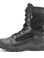 IDS-831 Hunting Shoes Hiking Shoes Casual Shoes Mountaineer Shoes Men's Women's Anti-Slip Moisture Rain-Proof Wearable Breathability