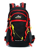 Unisex Bags All Seasons Nylon Sports & Leisure Bag Zipper for Sports Outdoor Climbing Blue Green Black Red