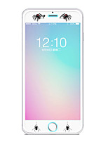 Hartglas Displayschutzfolie für Apple iPhone 8 Vorderer Bildschirmschutz 9H Härtegrad Explosionsgeschützte Muster