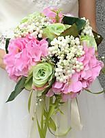 Bouquets de Noiva Buquês Casamento Seda 9.84