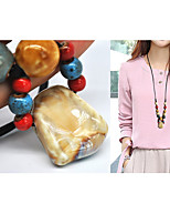 Women's Pendant Necklaces Geometric Alloy Handmade Fashion Jewelry For Gift Daily