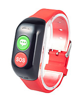 Bluetooth Smart Bracelet iOS Android IPhone Water Resistant / Water Proof Long Standby Pedometers Voice Control Health Care Sports Heart