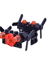 Building Blocks Plane Helicopter Vehicles Simple Kids