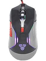 fantech v5 3200dpi einstellbare Hintergrundbeleuchtung Wired Gaming Maus 6 Tasten optische Computer Maus